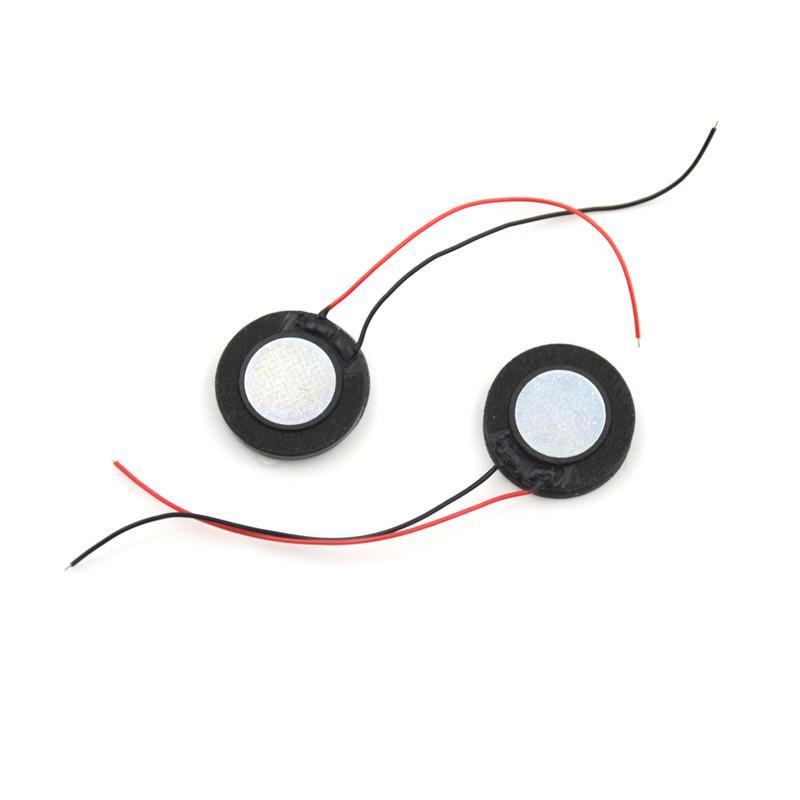 5pcs 20mm Round 8Ohm 1W Micro Audio Speaker Stereo Loudspeaker  ES