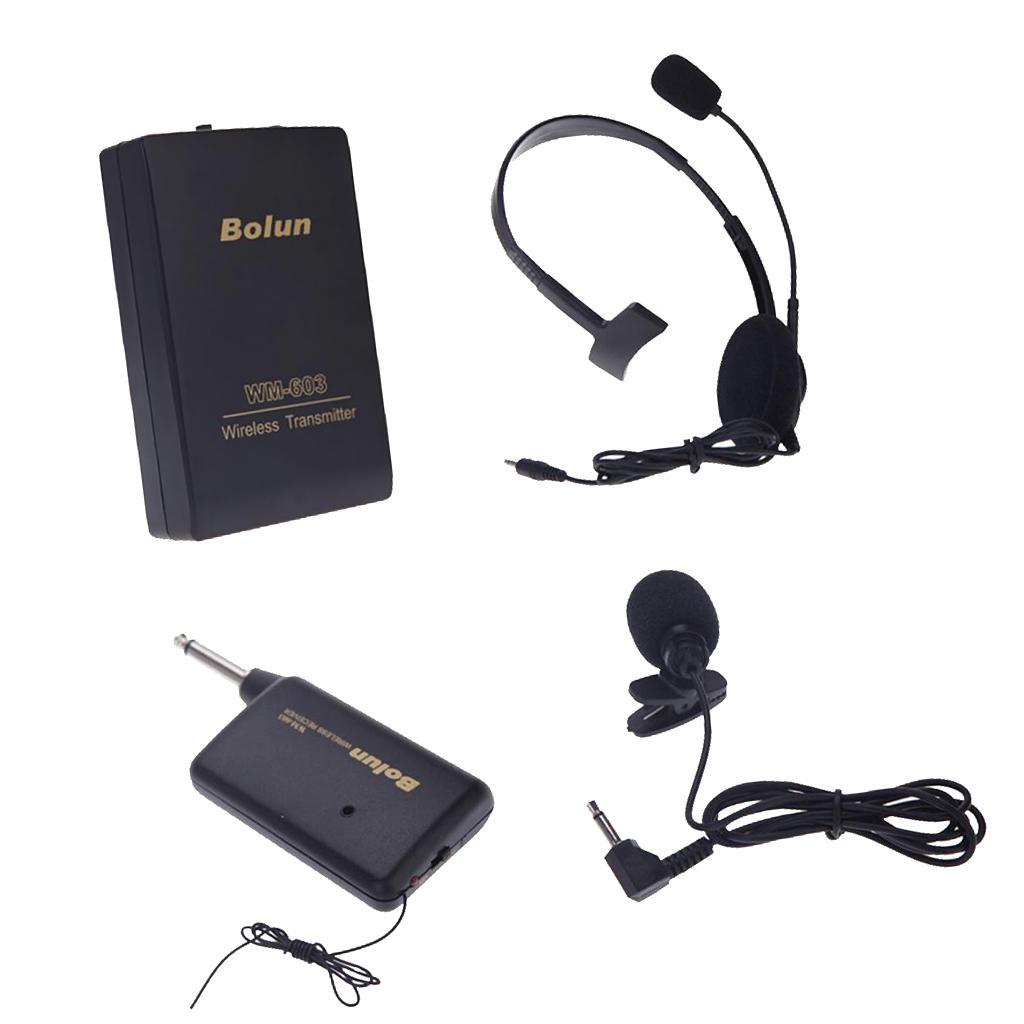 1 x STAGEMIC EARSET MICROPHONE 3.5mm Mic Head