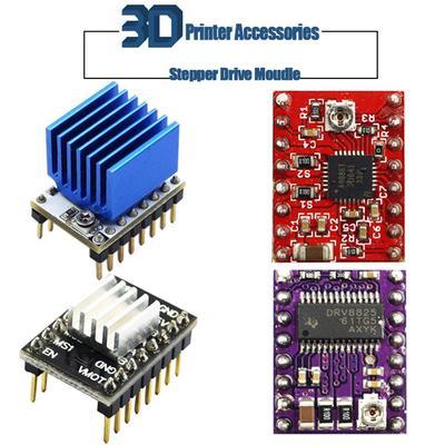 10PCS DRV8825 stepper Motor Driver Module 3D printer RAMPS1.4 RepRap StepStick