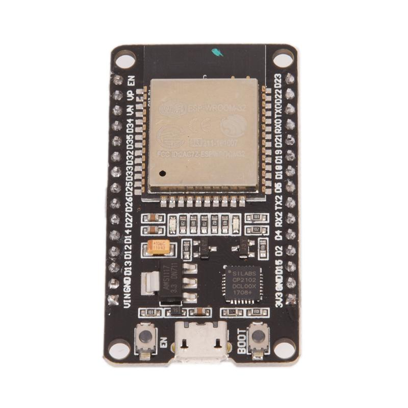 ESP32 ESP32S CP2102 Development Board 2.4GHz Dual-Mode WiFi+Bluetooth Antenna bu