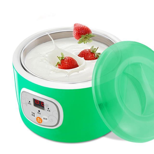 Intelligent timer power-off yogurt machine household automatic rice wine natto machine split cup microcomputer fermentation machine