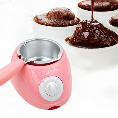 Electric Melting Pot Fondue Set