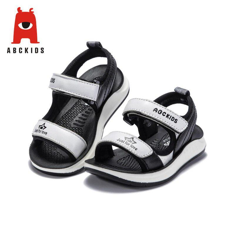 ABC KIDS Sandals Baby Girl Soft Soled Cartoon Sandal Breathable Anti-slip Shoes
