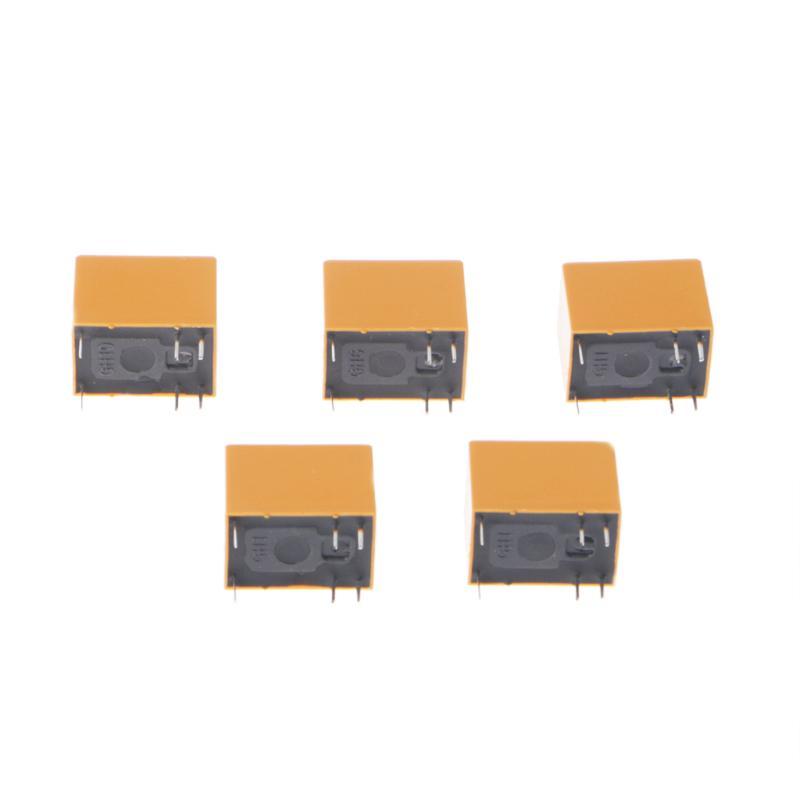 placa de rel/é de resistencia 3 A 250 V 6 pines CA 30 V CC M/ódulo de rel/é de 3 V HK4100F-DC3V-SHG