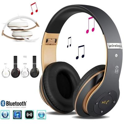 Wireless Headphones Stereo Bluetooth Headset With Microphone For Tablet Tv Pc Mobile Phones Buy At A Low Prices On Joom E Commerce Platform