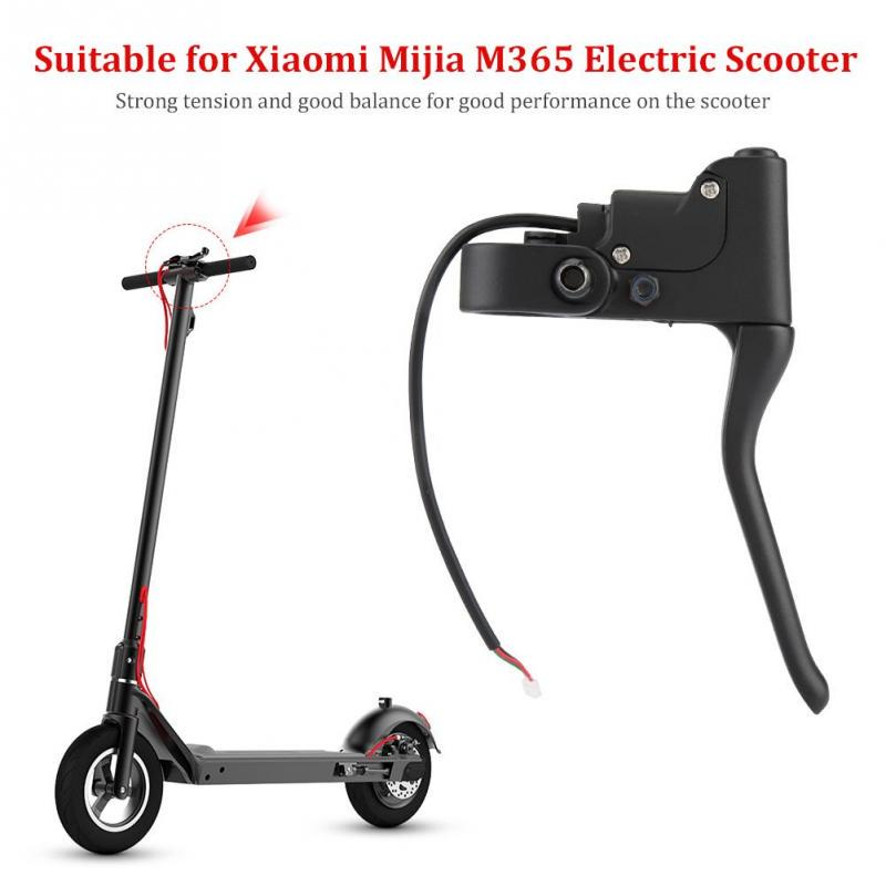 Aluminum Brake Handle Brake Lever Protection Cover For Xiaomi Electrical Scooter