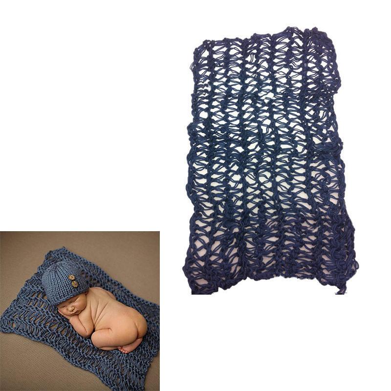 Sombrero hecho a mano + manta capullo bebé Sombreros Gorras ...