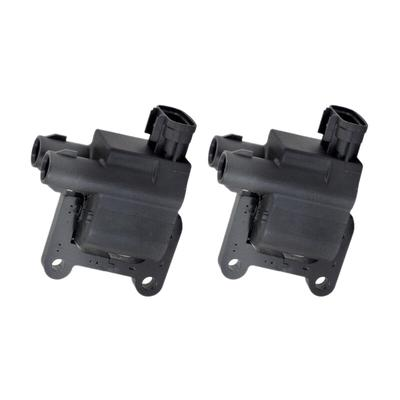 2 X Ignition Coil Fit For Toyota 4Runner Hiace Hilux Prado 3Rz