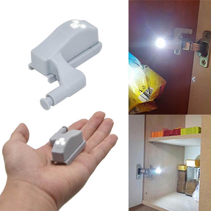 Мини шкаф Главная Кухня Дверь Шкаф Кабинет Шарнир светодиодный датчик света