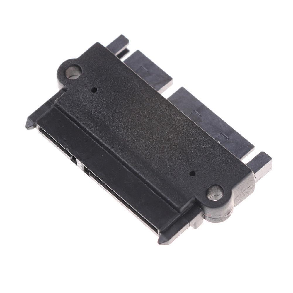 22Pin 7+15 Pin Male Plug to SATA 22Pin Female Jack Convertor M//F Adapter SAS IG