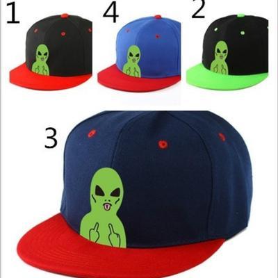 d22c868ed94 Plain Snapback Hat Caps Flat Peak Funky Retro Baseball Cap Hip Hop ...
