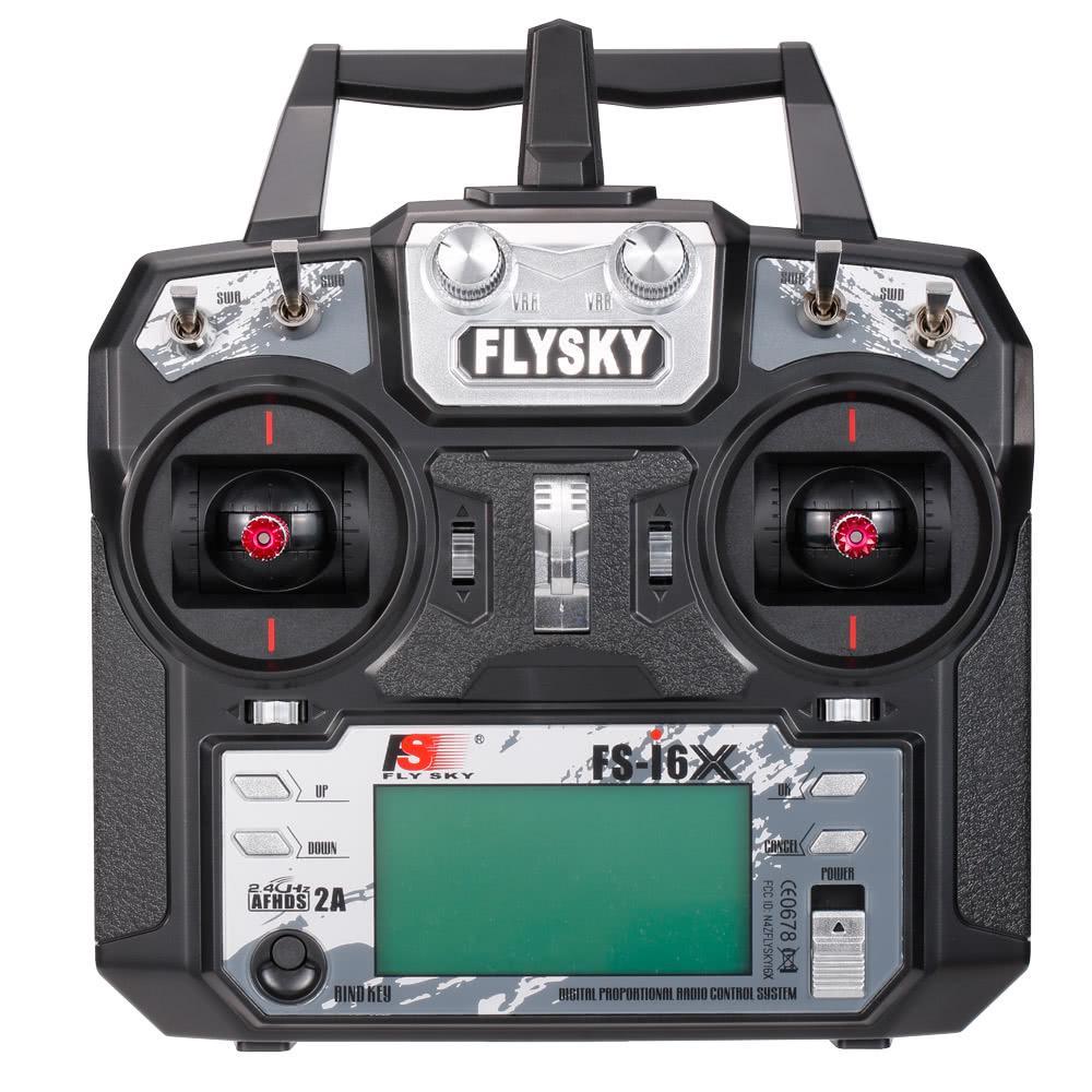 Flysky FS-GR3E Upgraded AFHDS 2.4G 3CH Receiver for Car Boat RC FS-I10