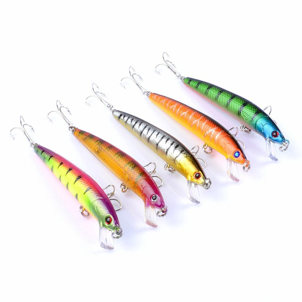 Fishing Lures 14g Pesca 10.5cm Isca Jointed Hard Bait Swimming Plastic 6 Hooks