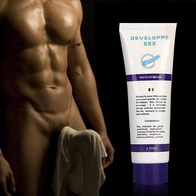 Penis Enlargement Sexual Cream Sex Oil Delay Male Lubricant External Use Fast Effective Grow Bigger