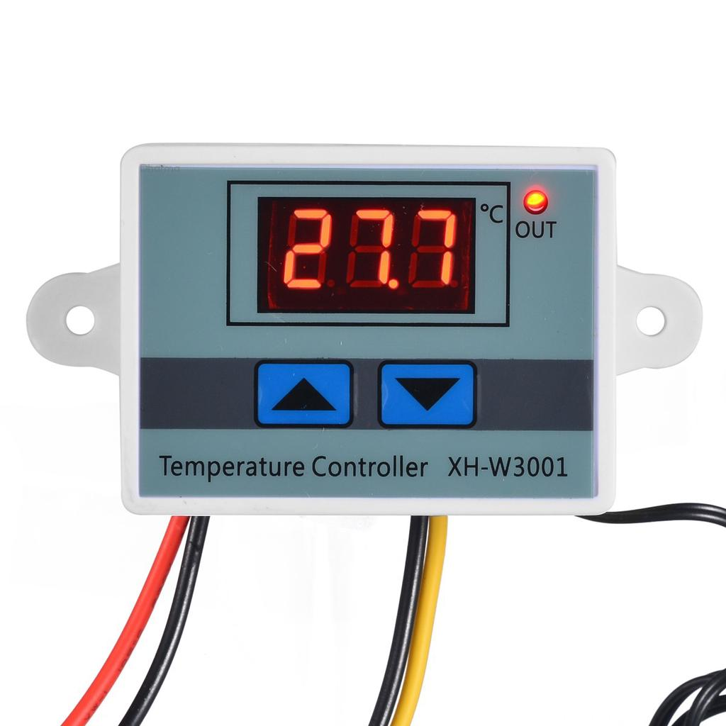 WT-1001 1500W LED Digital Thermostat Regulator Temperature Controller Socket
