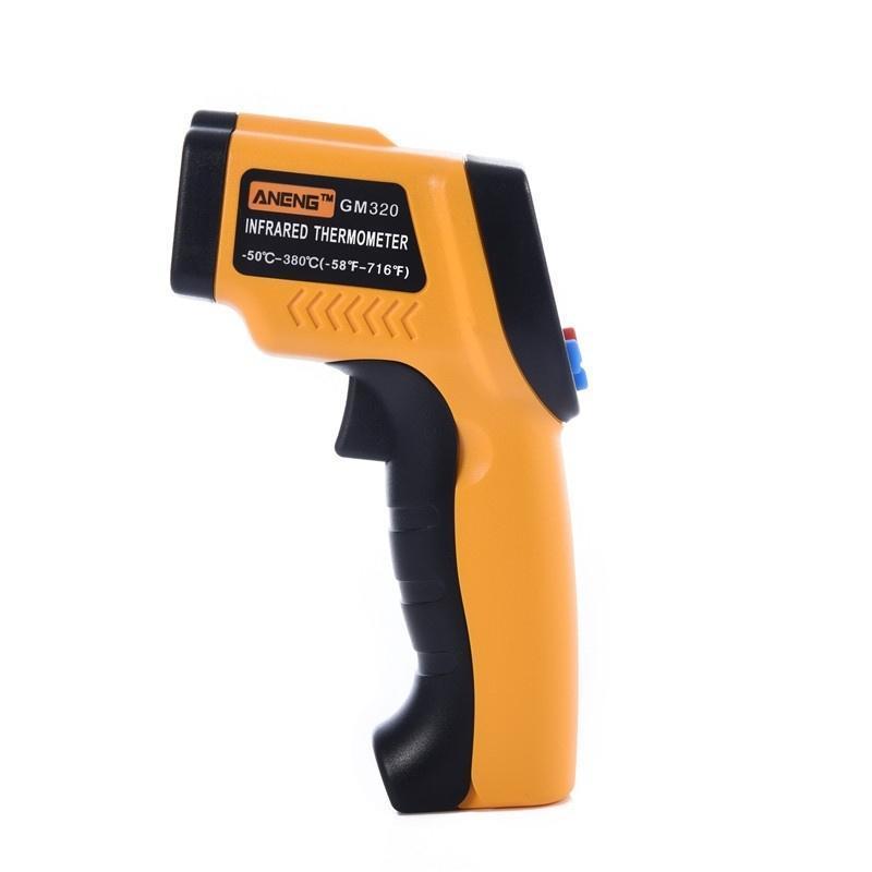 Original Non-contact Laser Infrared Thermometer Temperature Gun Pyrometer GM320