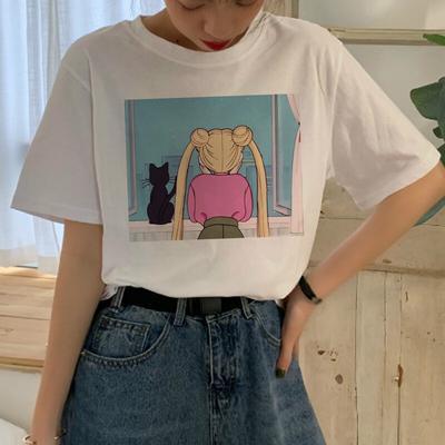 Spirited Away Studio Ghibli Femme T Shirt Japanese Women Ulzzang Tshirt Anime Miyazaki Hayao Female Buy At A Low Prices On Joom E Commerce Platform