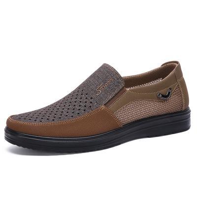 Soft Bottom Canvas Shoes Mens