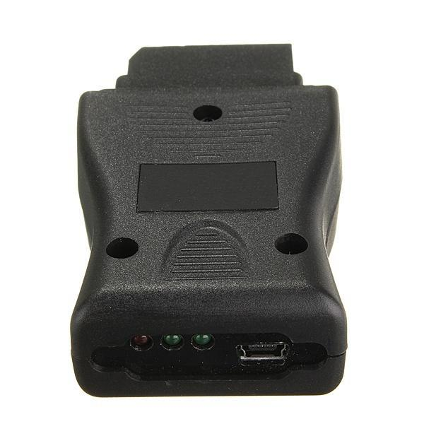 Diagnostic Scan Tool 14Pin OBD2 DDL USB Code Reader For Nissan Consult Z32  89-00