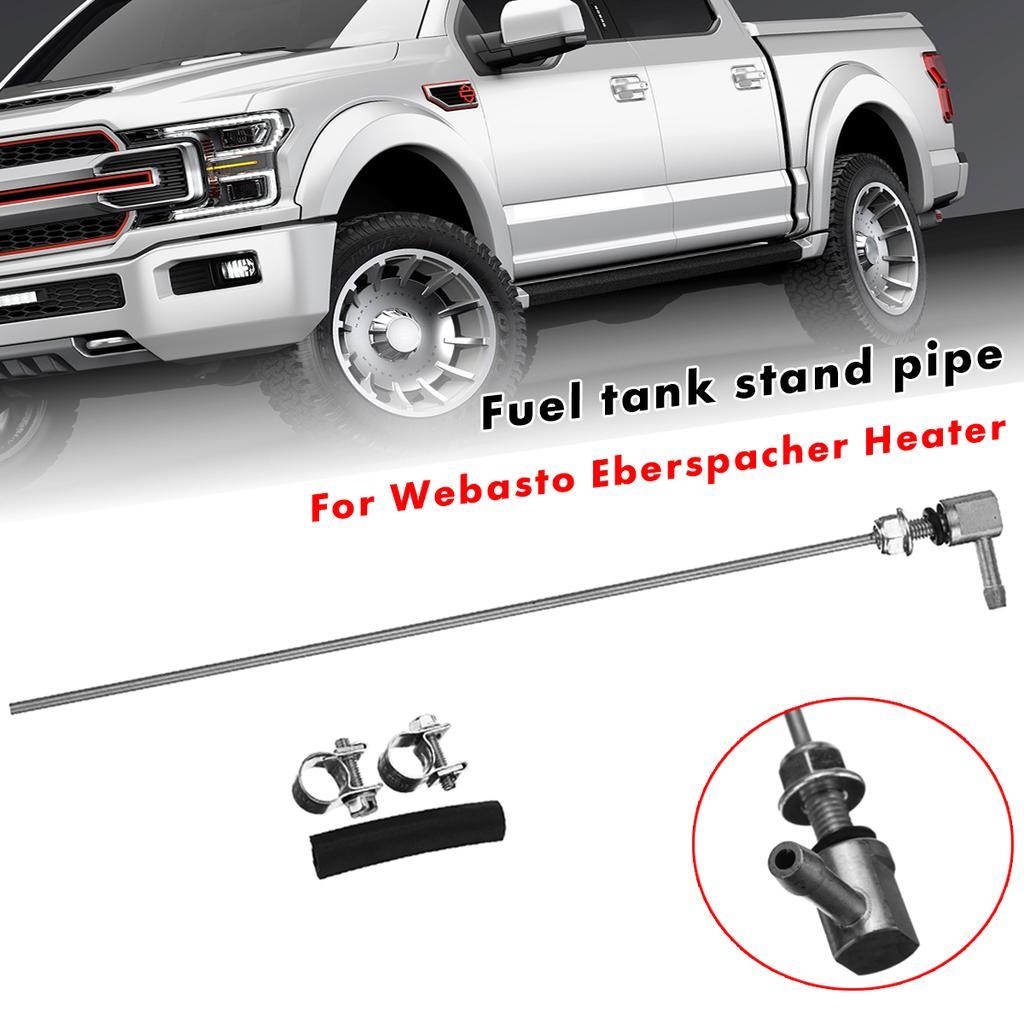 Car Water Fuel Tank Stand Pipe Pick Up Diesel Eberspacher Webasto 600MM 5MM OD X