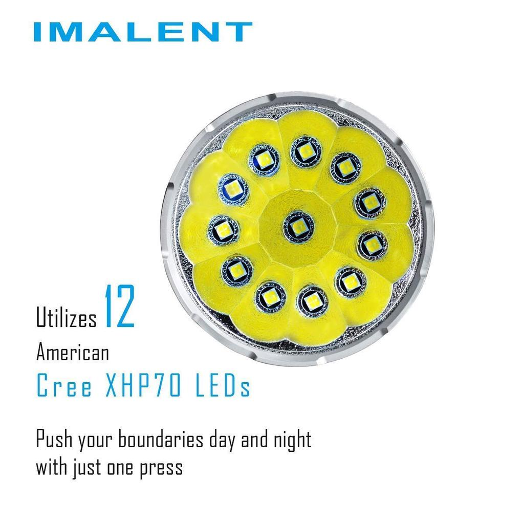 IMALENT MS12 el feneri 53000 Lümen en son süper parlak el feneri - online  alışveriş sitesi Joom'da ucuza alışveriş yapın