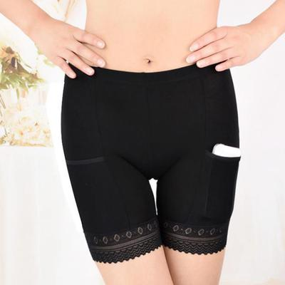 New Ladies Womens Floral Lace Scallop Trim Gym Cycle Shorts Fashion Hot Pants