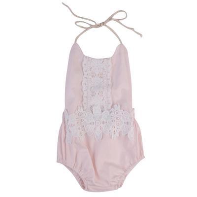 0f8239498 Cute Newborn Baby Girls Floral Bodysuit Romper Jumpsuit Sunsuit ...