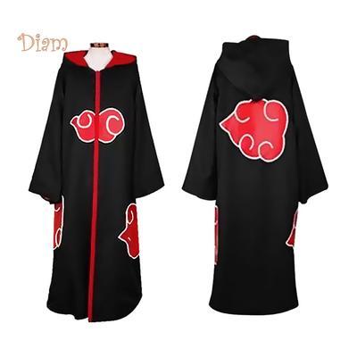 for Kakashi Hatake Top Anime Cosplay Costume Long Sleeve Shirt S L Size: S