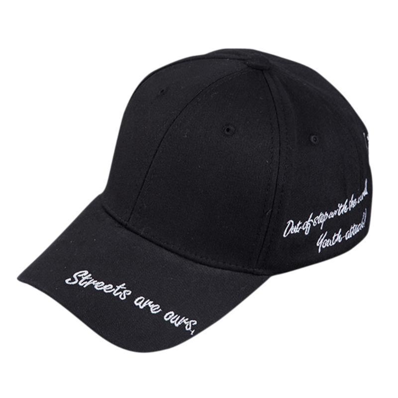Gorra de béisbol moda bordado Letras hombres mujeres Hip Hop deporte  Snapback Unisex - comprar a precios bajos en la tienda en línea Joom 4c7d7b2baec