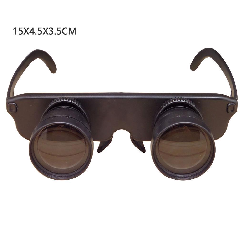 Multi-Funktions-Brillen Fernglas 3 x Vergrößerung beobachten ...