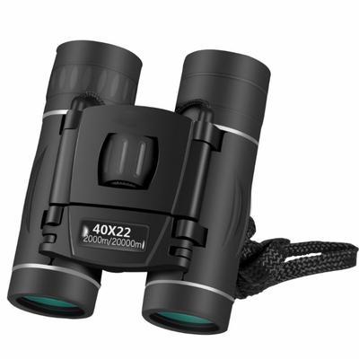 Military HD 40x22 Binoculars Professional Hunting Telescope Zoom Vision No Infrared BAK4 Outdoor