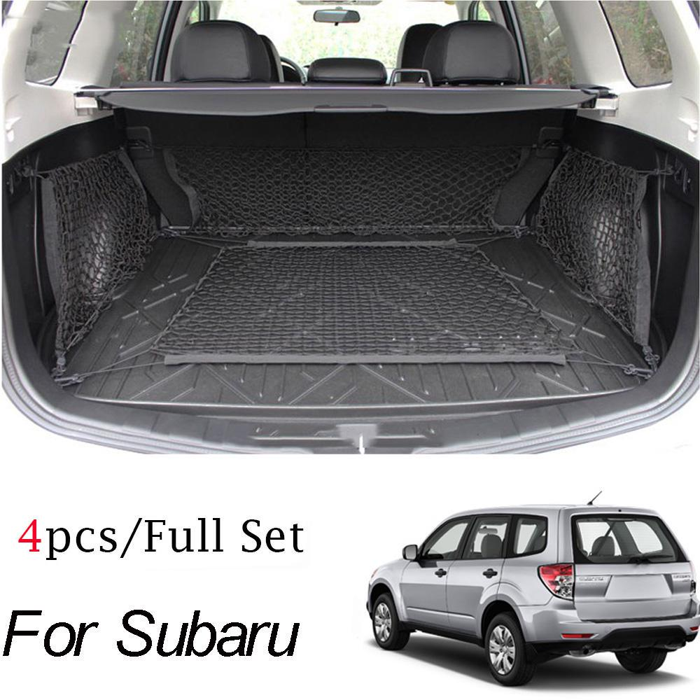 Envelope style trunk cargo net for Subaru Outback 2015 2016 2017 2018 2019 NEW