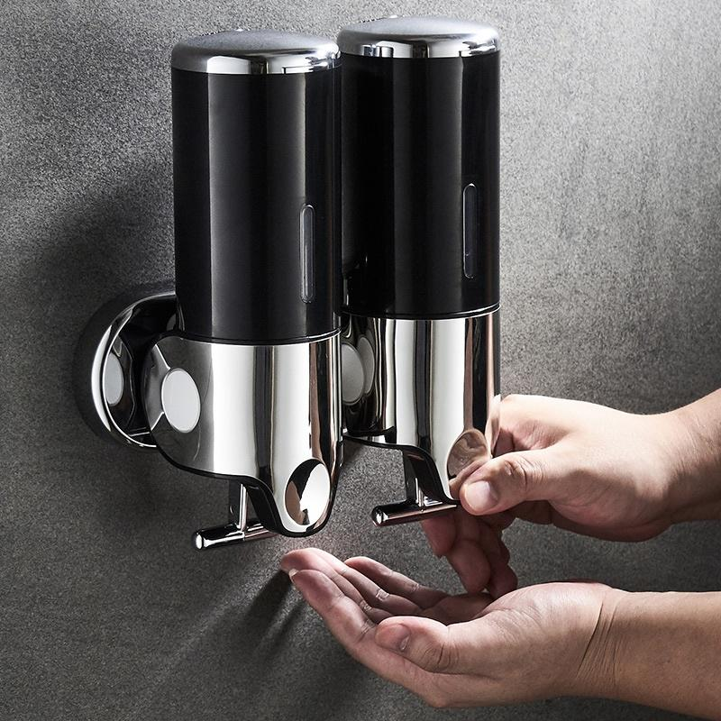Manual Liquid Soap Dispenser Wall, Soap Dispenser For Bathroom Wall Mounted