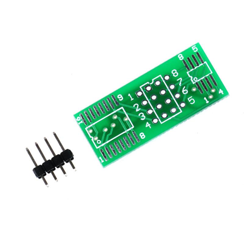 CH341A 24 25 Series EEPROM Flash BIOS DVD USB Multi-Function Programmer DIY  Kits