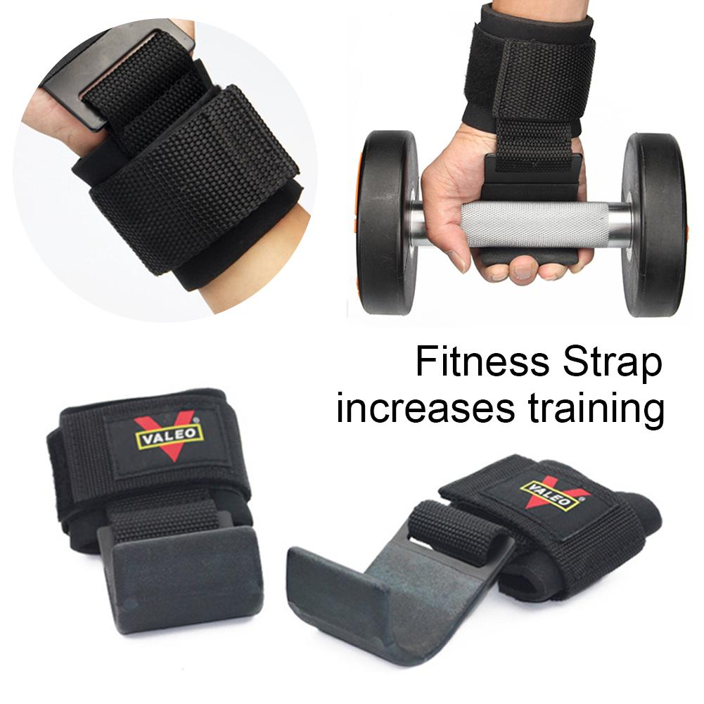 Weight Lifting Supporter Hooks Grips Come with Increased Grip /& Wrist Support for Deadlifts /& Everyday Gym Workout Fitness Lifting Support Wrist Wraps Straps for Powerlifting Weightlifting