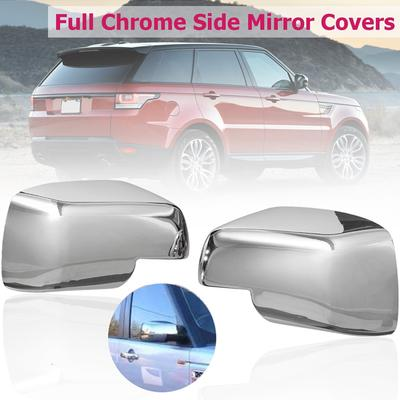 LAND ROVER DISCOVERY MK3 2004-2009  MIRROR GLASS HEATED WIDE ANGLE RIGHT OR LEFT