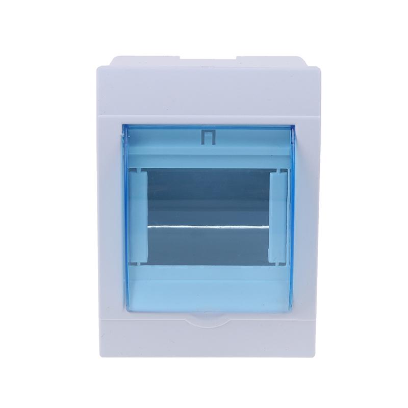 Details about  /Electrical Distribution Box Ways Plastic Waterproof Junction Wire Panel Circuit