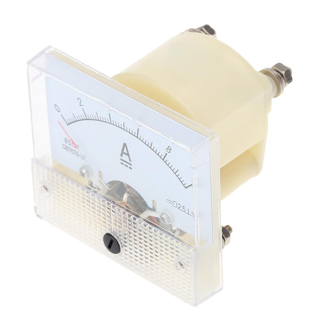 KKmoon DC0-10A Analog Current Panel Meter Tester Ammeter Gauge