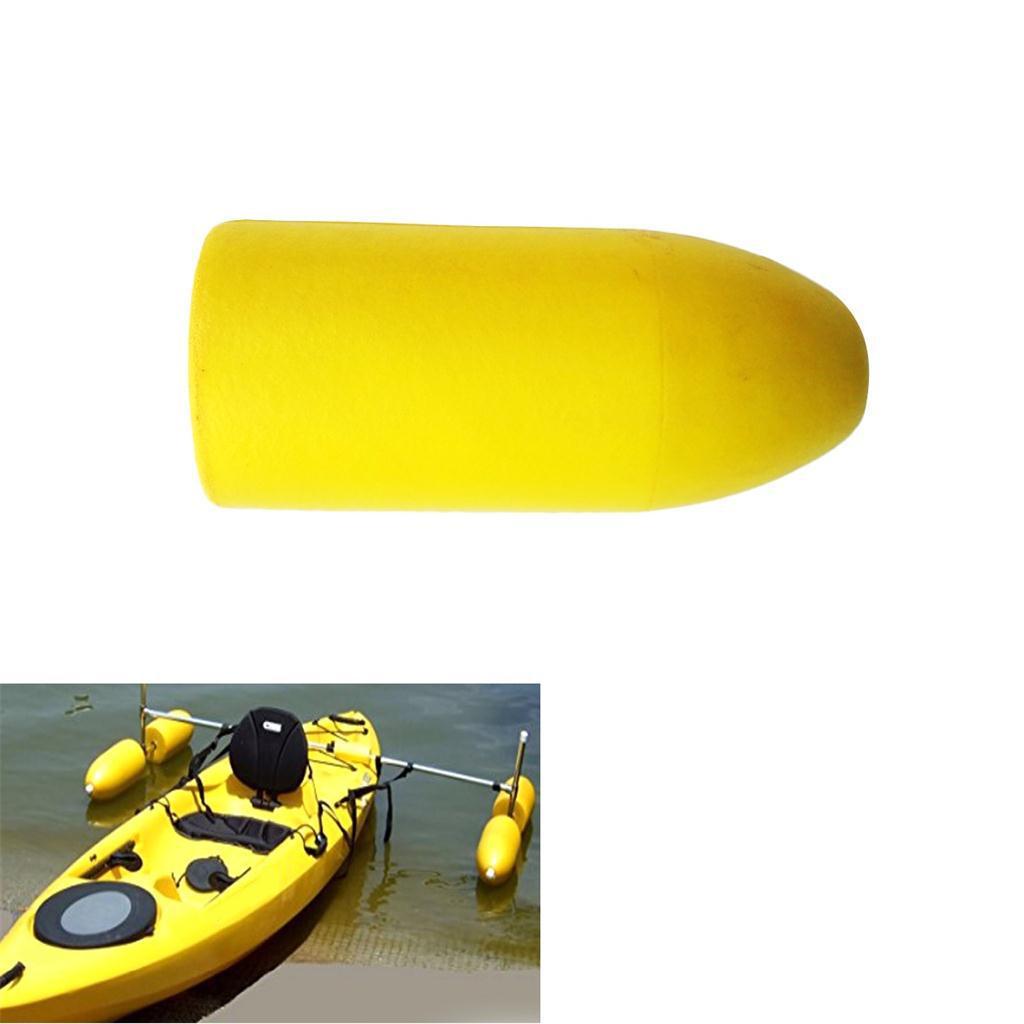 Durable Kayak Canoe Standing Beginner Inflatable Outrigger Stabilizer Float NEW