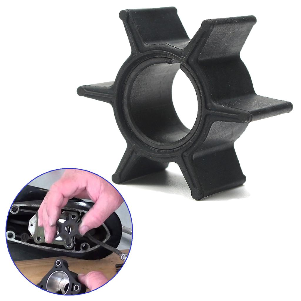 345-65021-0 18-8923 25//30//40hp Boat Engine New Water Pump Impeller for Tohatsu Nissan