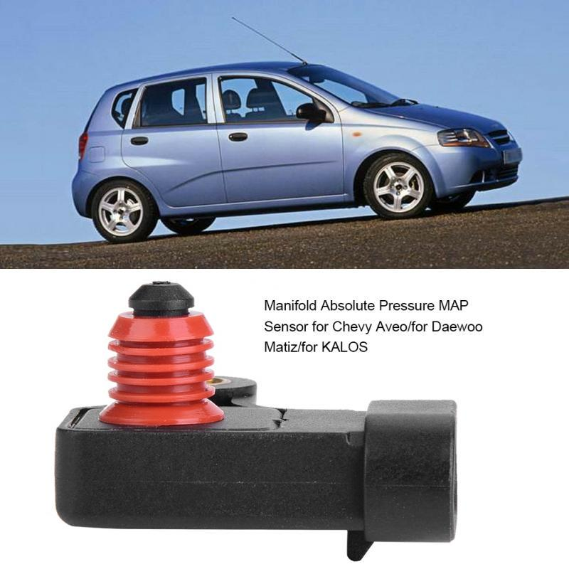 Manifold Absolute Pressure Map Sensor For Chevy Aveo For Daewoo