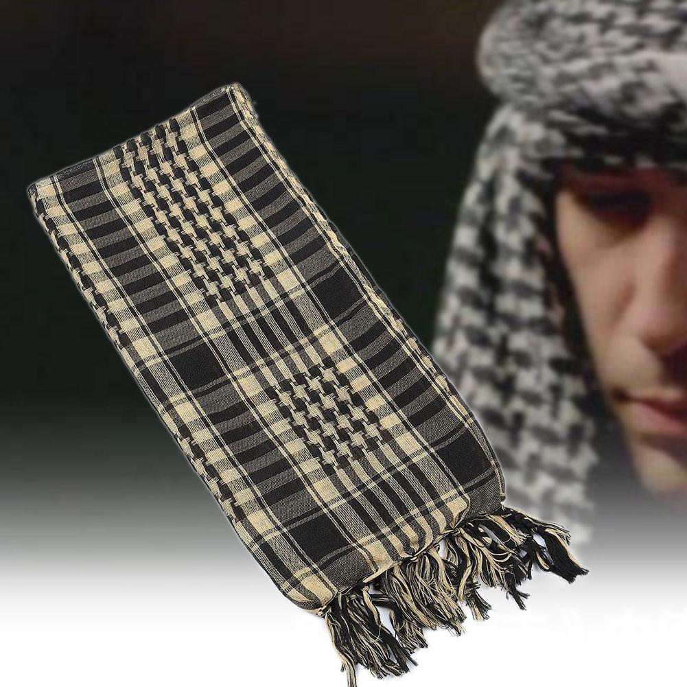 Poids militaire arabe tactique Desert armée Shemagh keffieh foulard ... e304a6276e2