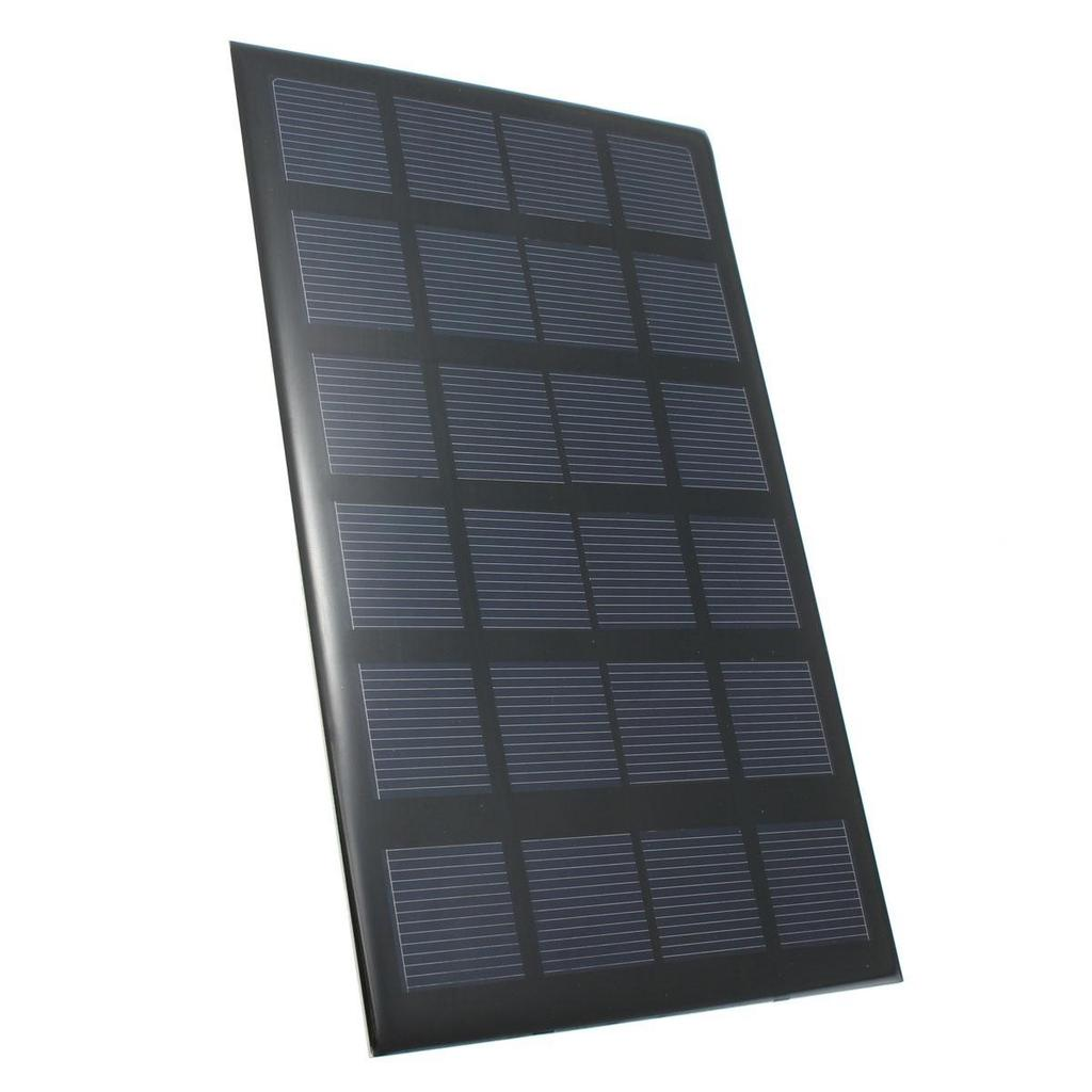 Mini 6v 1w Solar Panel Bank Solar Power Board Module Portable Diy Power For Light Battery Cell Phone Toy Chargers Active Components