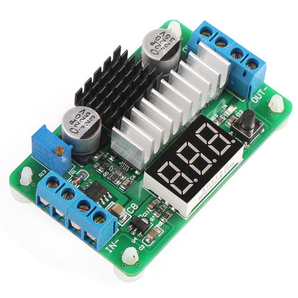 35v 30v Dc Boost Converter Power Transformer Voltage Regulator 5v Ltc1871 100w Step Up Module 1 Of 4