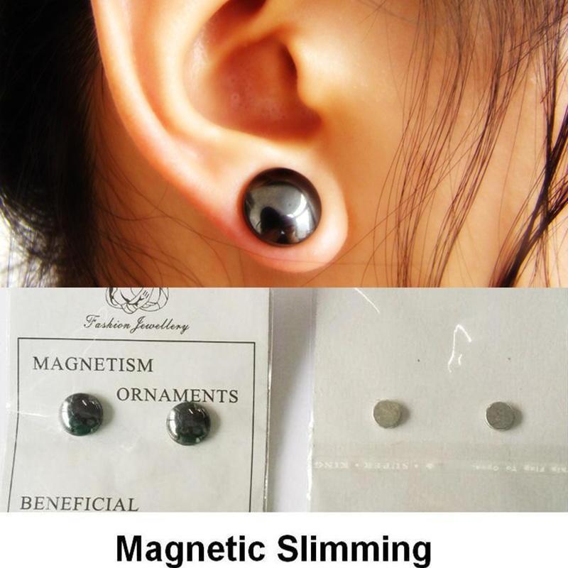 magneți urechi de pierdere în greutate