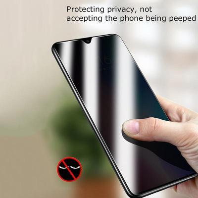 Tempered Film For Xiaomi Mi CC9e Redmi Note 8T Samsung A20e A51 Huawei 9 Honor 9X Anti-spy Explosion-proof Full Screen Protective Film