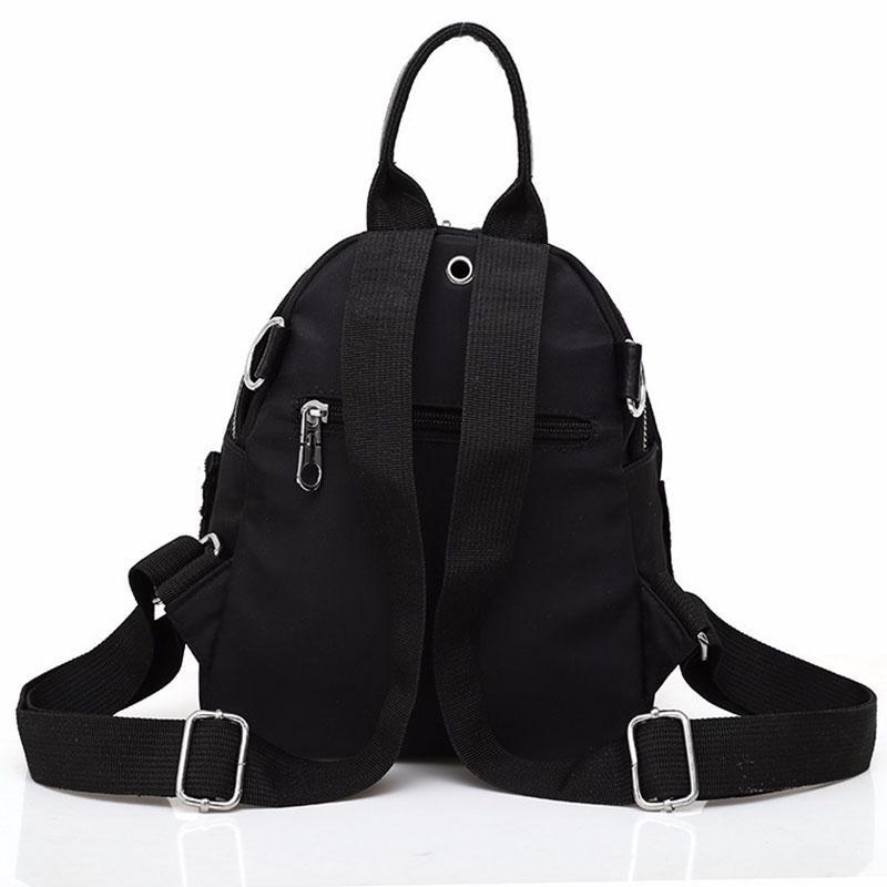8be0d4969e6c2 2018 Nowy plecak w stylu narodowym, moda damska, motyl, haftowana torba na  zamek błyskawiczny - kupić w niskich cenach w sklepie internetowym Joom