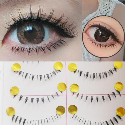 f3bb3da5b3f 10 Pairs Modern Different Style Lower Under Bottom Eye Lashes False  Eyelashes