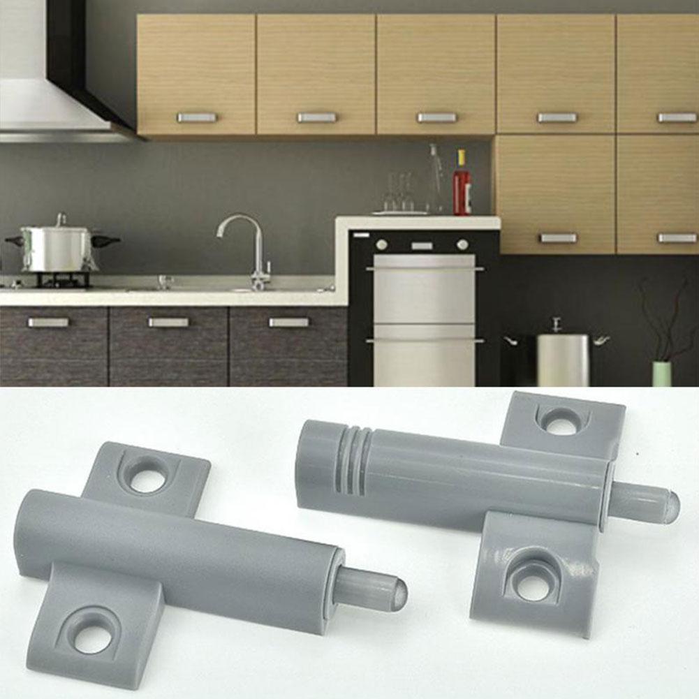 10x Kitchen Cabinet Door Stop Drawer Soft Quiet Close Closer Damper Buffers