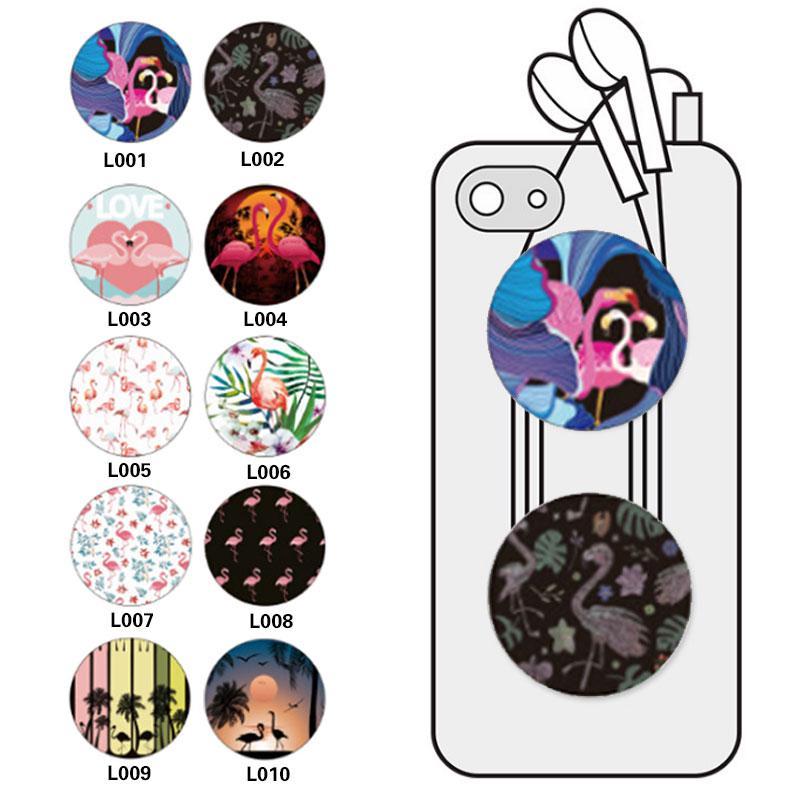 Поп-разъем Grip Стенд Телефоны Планшетный держатель для большинства сотовых телефонов